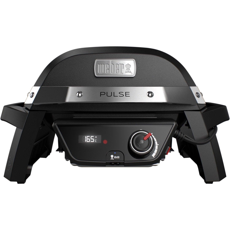 Barbecue électrique Webber Pulse 1000 - noir