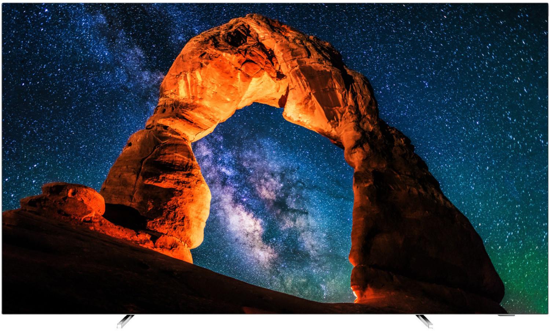 """TV 55"""" Philips 55 OLED 803 - 4K UHD, HDR, OLED, Smart TV, Ambilight 3 côtés"""