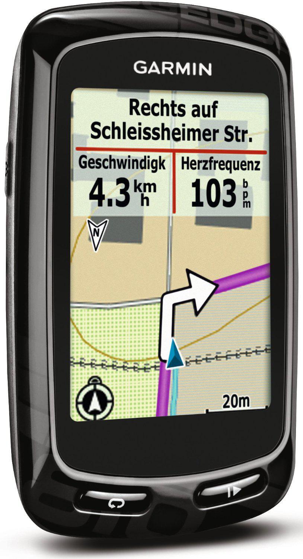 GPS Bike Garmin Edge 810 - Cartographique Connecté pour Vélo
