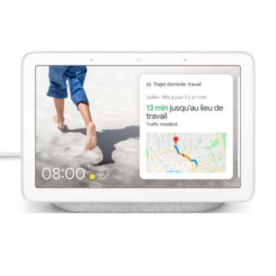 Assistant vocal Google Nest Hub + Ampoule connectée Lifx Mini Day & Dusk Wi-Fi LED E27