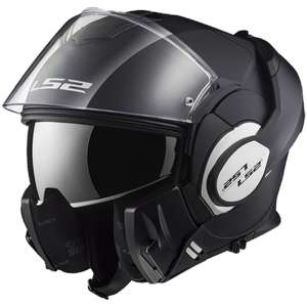 Casque Moto Convertible LS2 FF399 Valiant