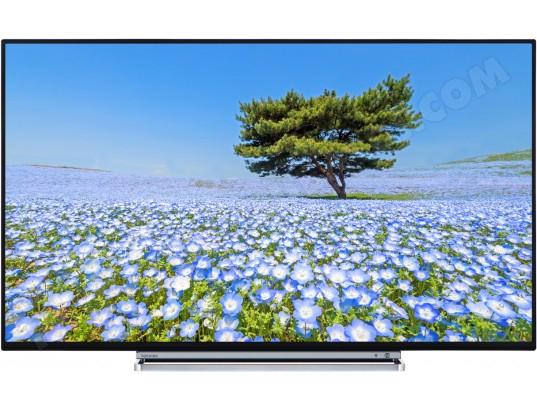 "TV 55"" Toshiba 55U6863DG - 4K UHD, dolby vision HDR, dalle VA, Smart TV"