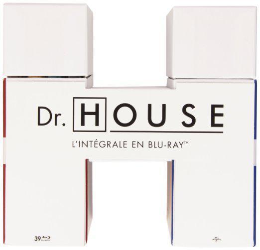 Coffret Blu-ray Intégrale Dr House