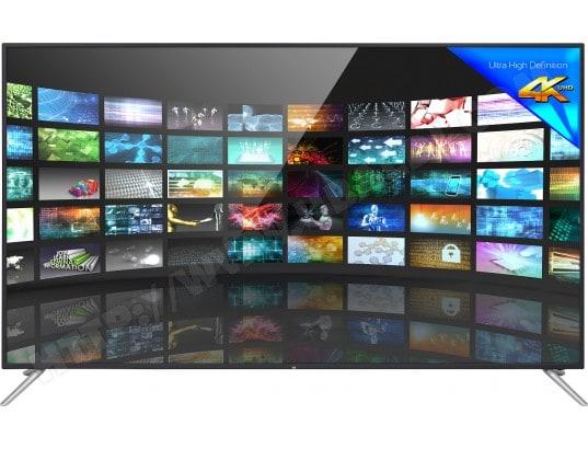 "TV 75"" Dual DL-75UHD - 4K"