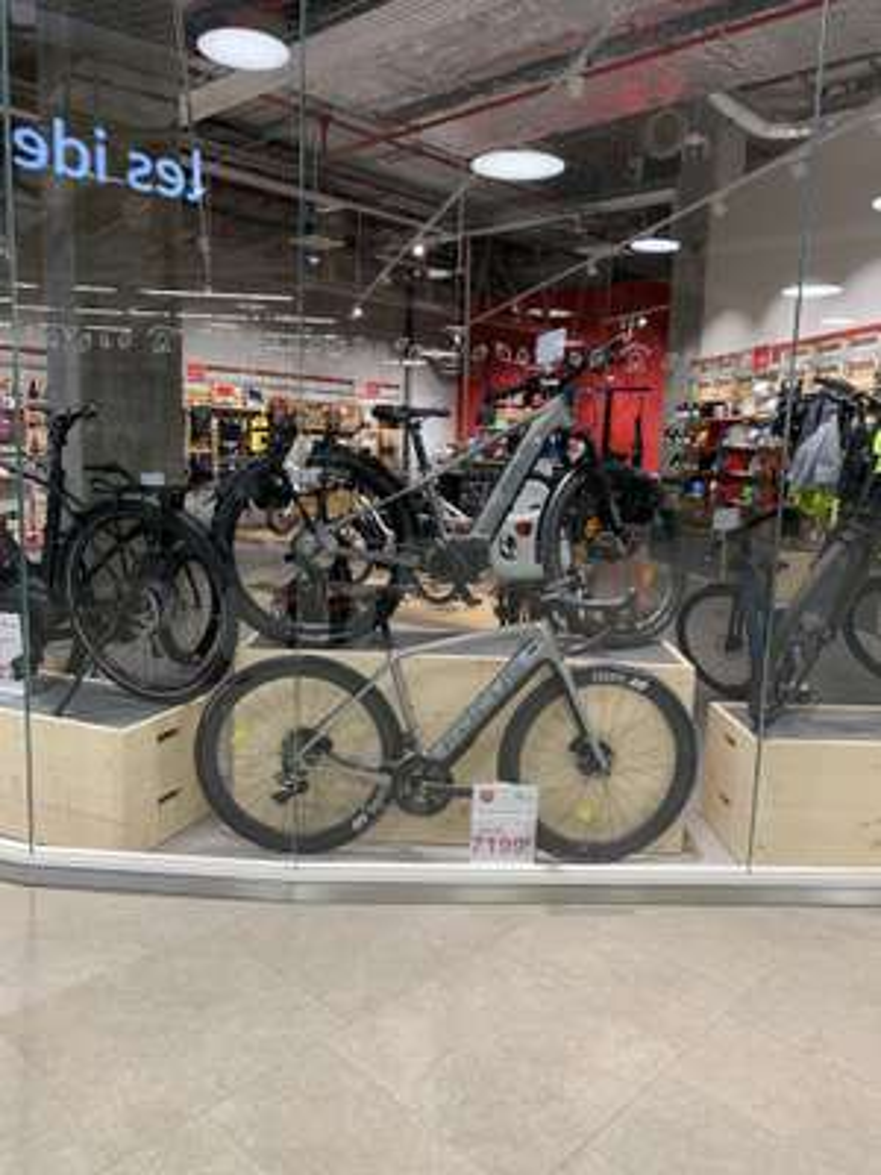 Vélo électrique focus paralane 2 - Auchan luxembourg (Frontaliers Luxembourg)