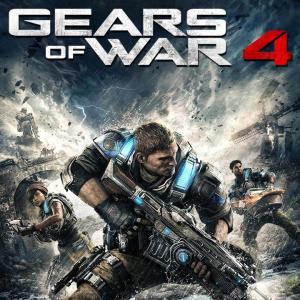 Gears of War 4 sur Xbox One et PC (Dématérialisé)