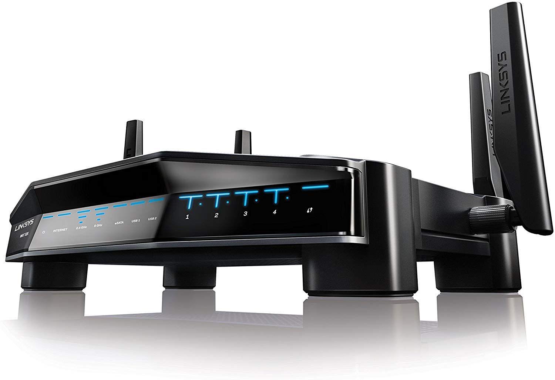Router Linksys WRT32X-UK AC3200 - Dual-Band, Wi-Fi (Frais de livraison inclus)