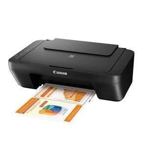 Imprimante Multifonction Canon PIXMA MG 2550S - Jet d'encre, USB, Noire