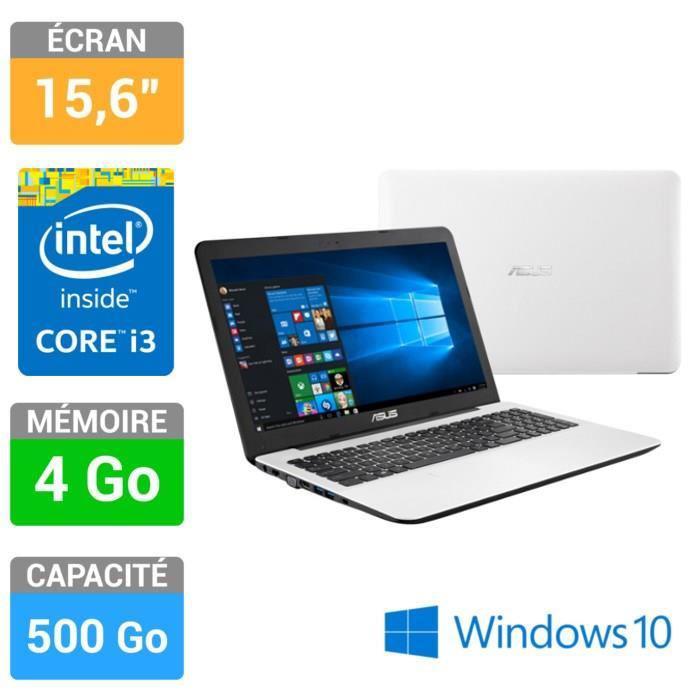 "PC Portable 15.6"" Asus X555LA-XX1588T"