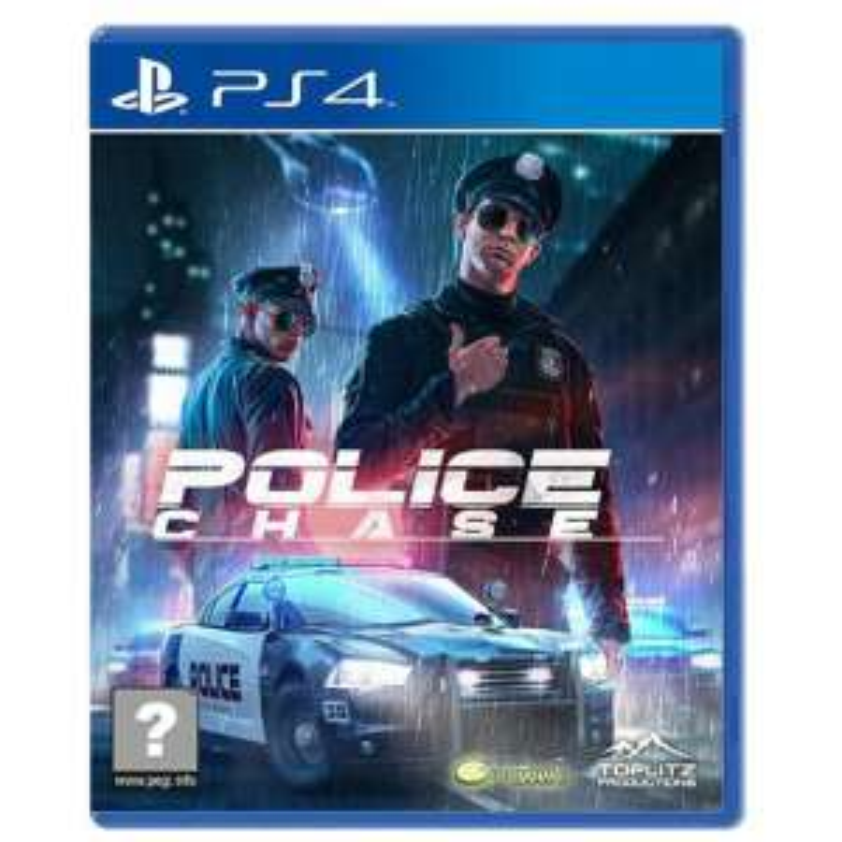 [Précommande] Police Chase sur PS4
