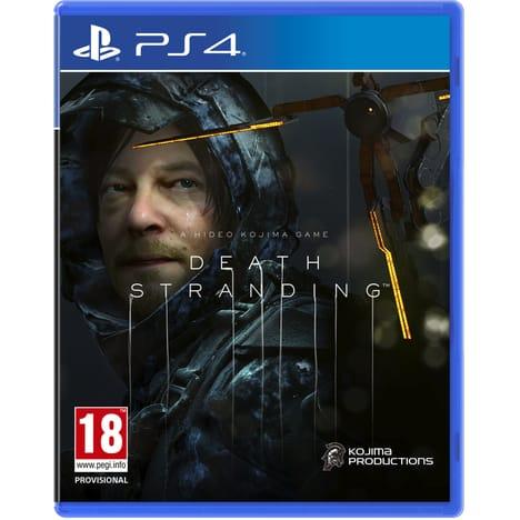 Précommande : Jeu Death Stranding sur PS4