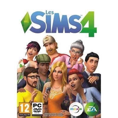 Les Sims 4 - PC (version boîte)