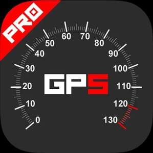 Application Speedometer GPS Pro sur Android