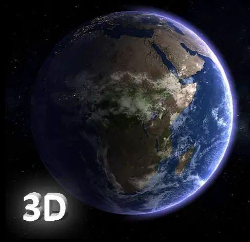 Application Earth 3D Live Wallpaper Gratuite sur Android