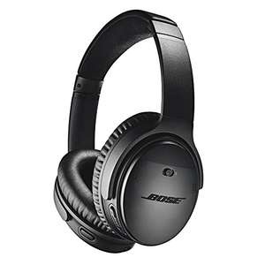Casque audio à réduction de bruit Bose QuietComfort 35 II - Noir