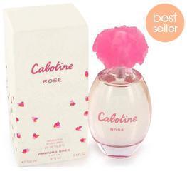 Eau de toilette Cabotine Rose 100 ml