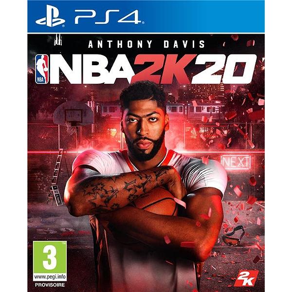 [Précommande] NBA 2K20 sur PS4 et Xbox One