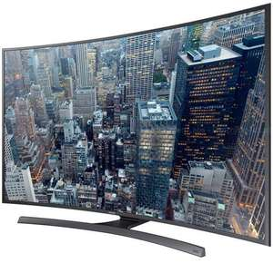 """TV LED 55"""" Samsung UE55JU6570 Incurvée 4K (ODR de 300€ + 273,8€ en bon d'achat)"""