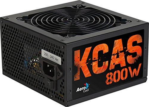 Bloc d'alimentation PC Aerocool KCAS800S 80+ Bronze - 800 W