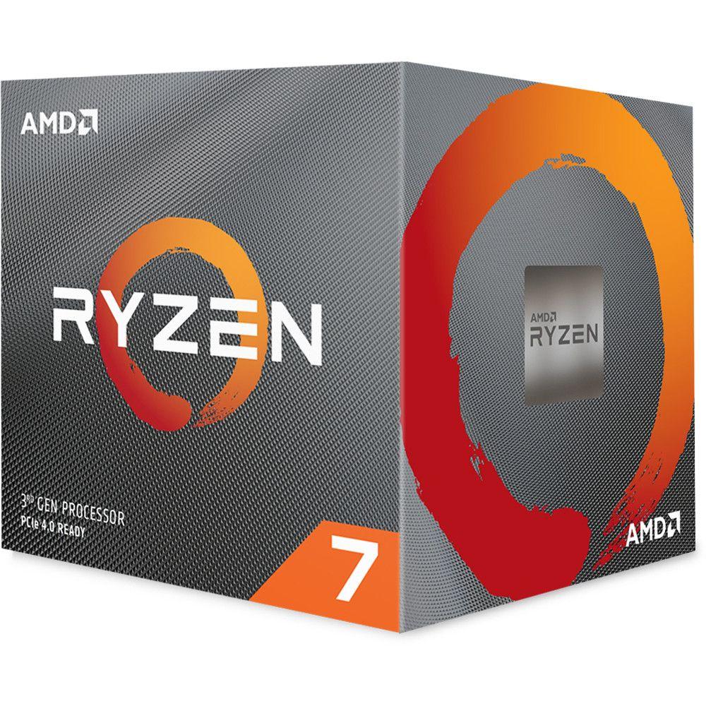 Processeur AMD Ryzen 7 3700x - 3.6 GHz + 3 mois d'abonnement Xbox Game Pass offert