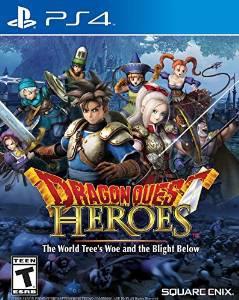 Dragon Quest Heroes sur PS4 (Dématérialisé)