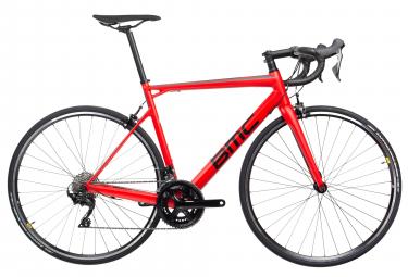 Vélo de route BMC TeamMachine SLR 03 Édition Two Shimano 105 11V (2019) - rouge (du 47 au 54 cm)