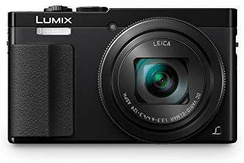 Appareil photo Panasonic Lumix DC-TZ70 (Noir) - Capteur 12.1Mpx+ Objectif Leica f/3.3-6.4, 24-270mm, Zoom x30