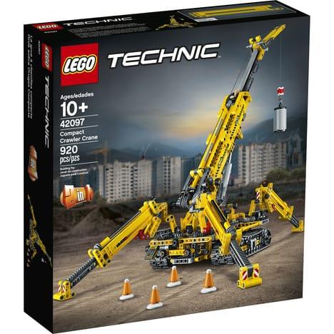 De Construction La Jeu 42097 Lego Technic Grue Araignée stCxdBohQr