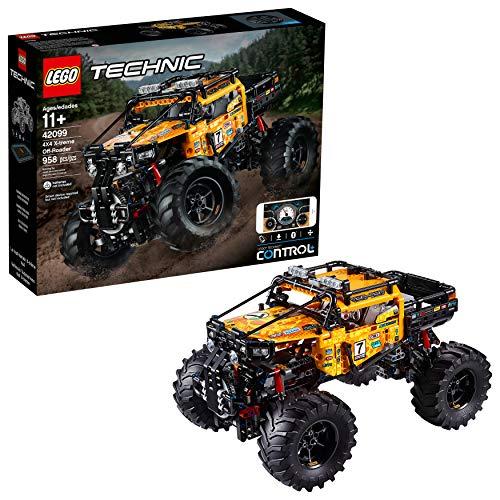Jeu de Construction Lego Technic 42099 - 4x4 X-treme Off-Roader