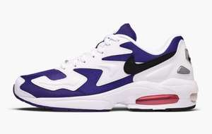 Baskets Nike Air Max 2 Light (Plusieurs Tailles)