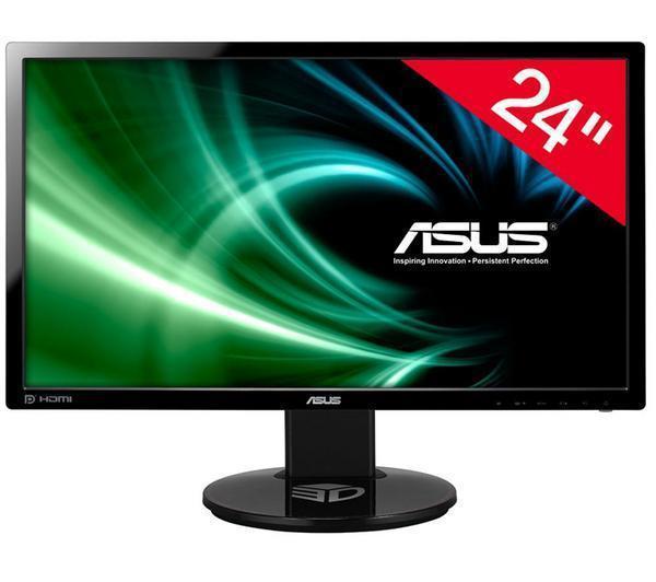 """Ecran 24"""" Asus VG248QE LED 3D Full HD (144Hz)"""