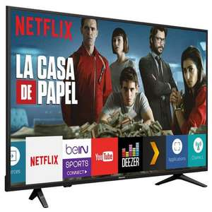 TV 65'' Hisense 65A6140 - LED, 4K UHD, HDR, Smart TV