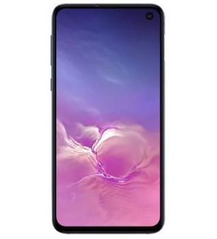 "Smartphone 5.8"" Samsung Galaxy s10e - Dual SIM, 128Go, Noir (+71,23€ en SuperPoints)"