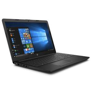 "PC portable 15.6"" HP 15-db0059nf - Ryzen 5-2500U, Radeon Vega 8, 1 To + 256 Go en SSD, Windows 10"