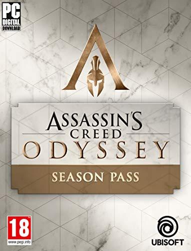 Season Pass pour Assassin's Creed Odyssey sur PC (dématérialisé, Uplay)