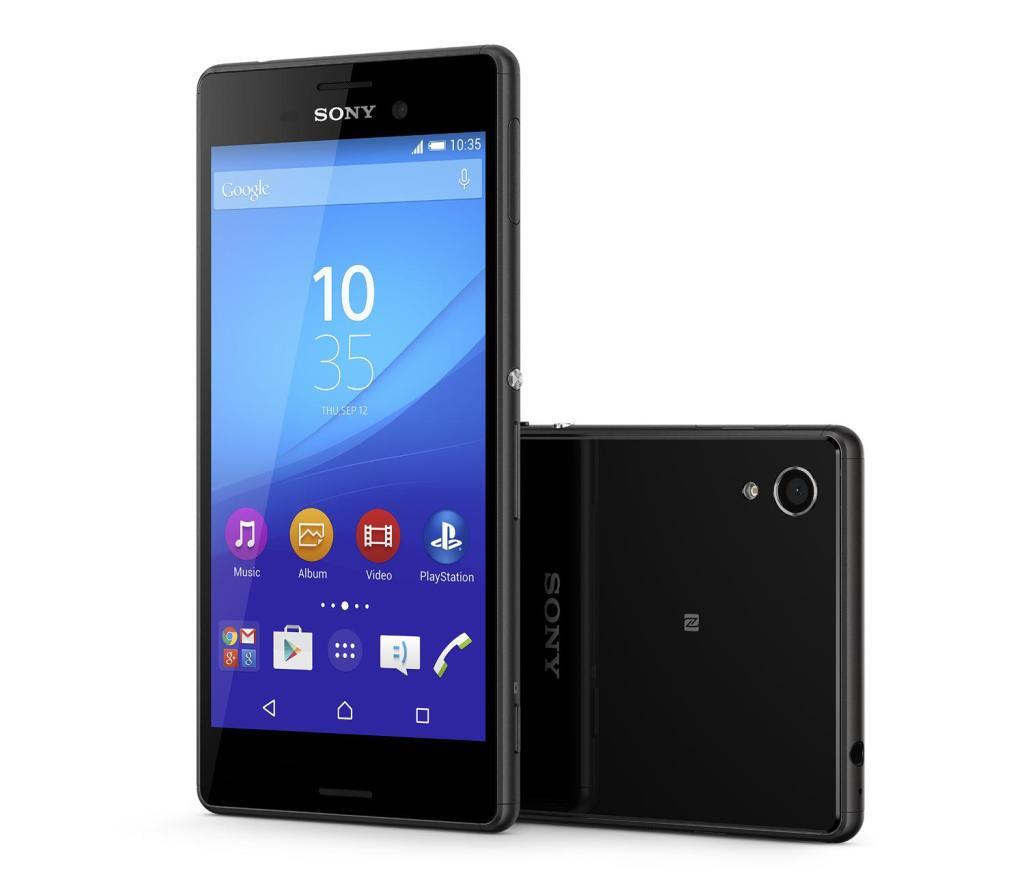 "Smartphone 5"" Sony Xperia M4 Aqua"
