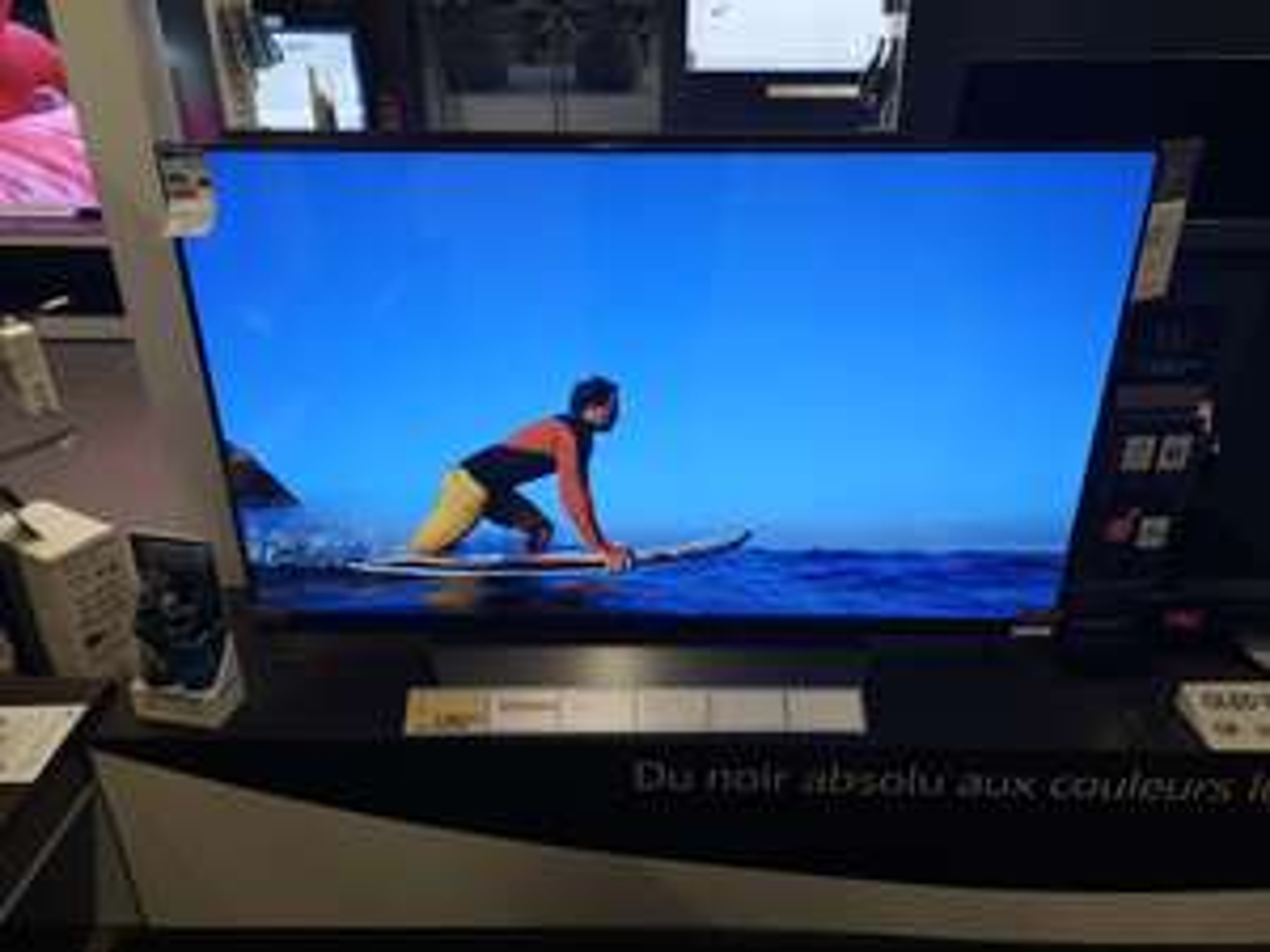 "TV 55"" LG 55E8PLA (4K UHD, OLED, Smart TV, Dolby Atmos) - Beauvais (60)"