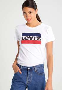 T-shirt femme Levis The perfect