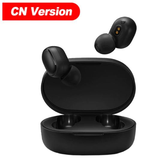 Écouteurs Intra-auriculaires Sans-fil Redmi Airdots TWS (Version Chinoise) - Bluetooth