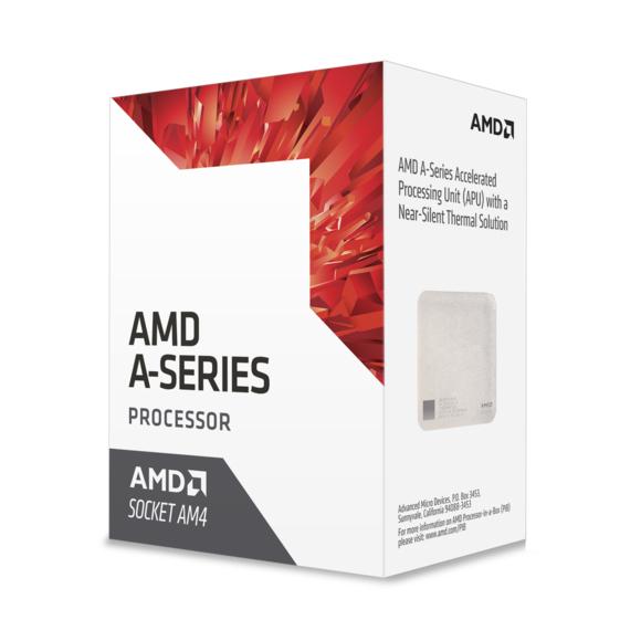 Processeur AMD A6-9500 3,5/3,8GHz - Socket AM4