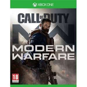 [Précommande] Call of Duty Modern Warfare sur Xbox One et PS4 + Steelbook