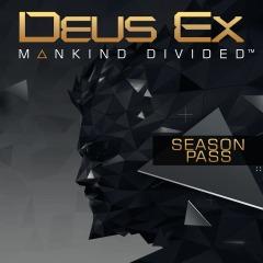 Season Pass Deus Ex: Mankind Divided sur PC (Dématérialisé - Steam)