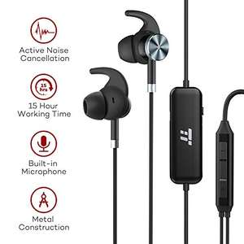 Écouteurs filaires à Réduction de bruit active TaoTronics TT EP-008 (vendeur tiers)