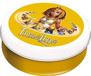 Jeu D'ambiance Asmodee Timeline Classic ou Timeline Inventions
