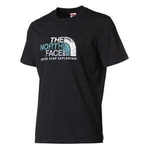 T-shirt Manches courtes Ottino The North Face - Homme - Noir
