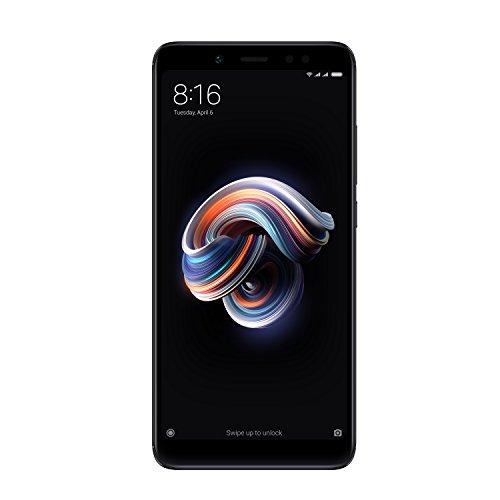 "Smartphone 5.99"" Xiaomi Redmi Note 5 (Noir) - Full HD+, Snapdragon 636, RAM 3 Go, ROM 32 Go"