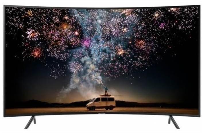 "TV incurvée 55"" Samsung UE55RU7305 - 4K UHD, LED, Smart TV, 1500 PQI"