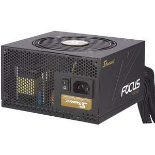 Bloc d'alimentation PC semi-modulaire Seasonic Focus 650 Gold - 650 W, ATX 12 V