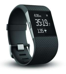 Gamme FitBit en promotion (Surge, Charge HR, Charge, Flex, One, Zip) - Ex : Montre Connectée Fitbit Surge