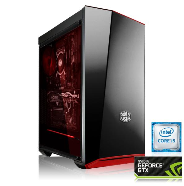 PC Gaming - Intel i5-9400F, 16Go de Ram, GTX 1060, SSD 120Go + 1To
